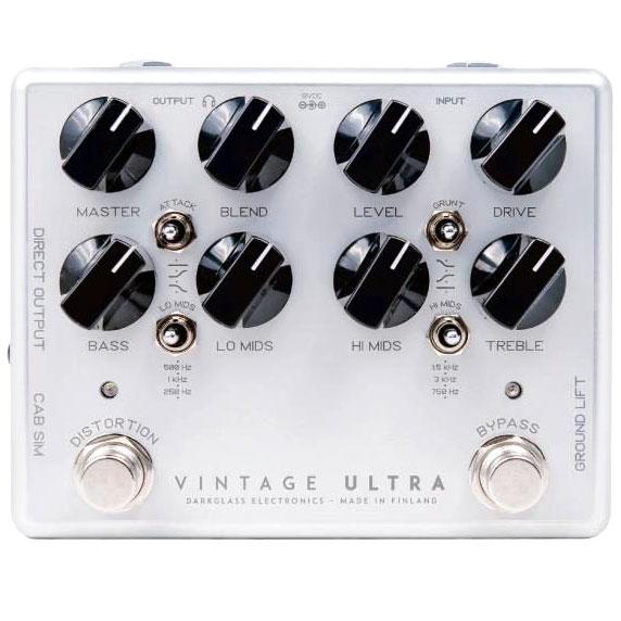 Darkglass Electronics / Vintage Ultra V2 [ベース用オーバードライブ/プリアンプ]【渋谷店】
