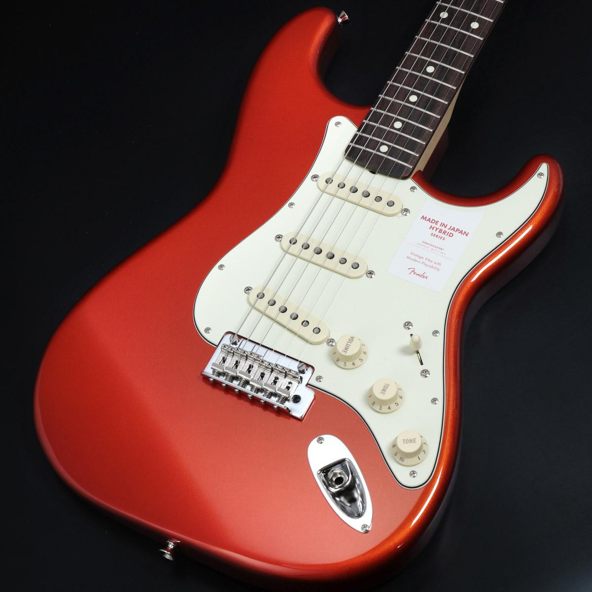 Fender / Made in Japan Hybrid 60s Stratocaster Candy Tangerine【御茶ノ水本店】