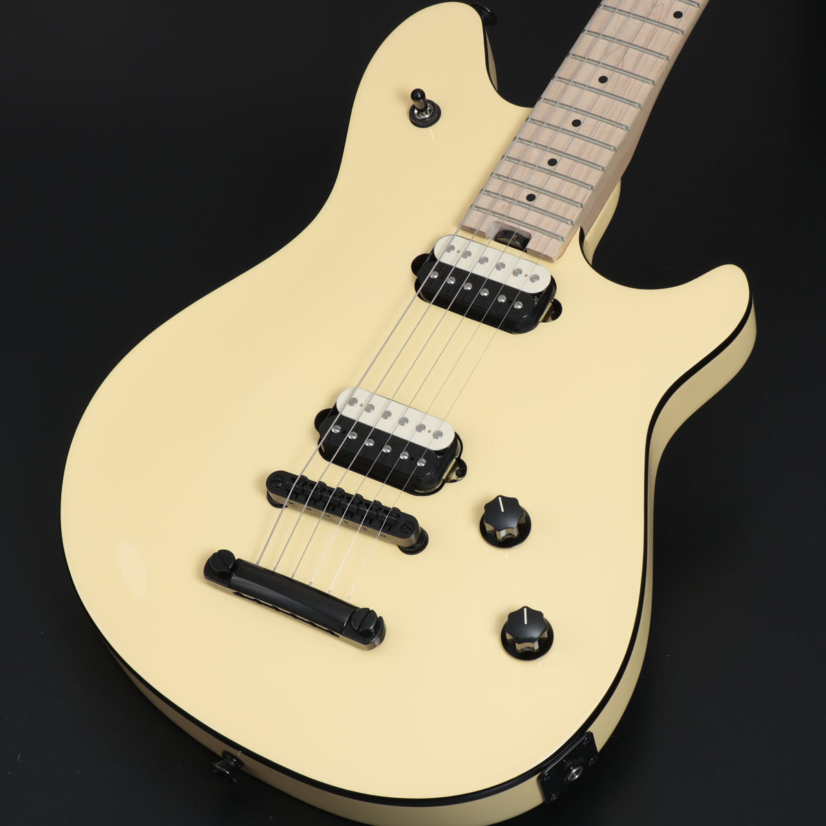 EVH / Wolfgang Special TOM Maple Fingerboard Gloss Vintage White【御茶ノ水本店】