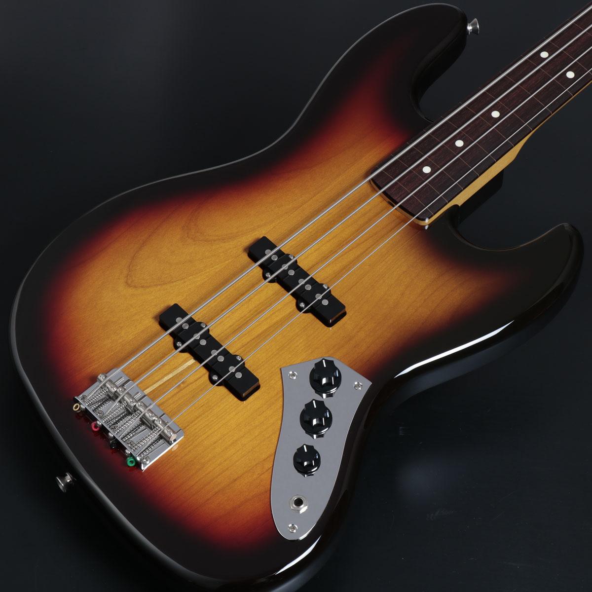 Fender / Japan Exclusive Classic 60s Jazz Bass Fretless 3-Color Sunburst【御茶ノ水本店】