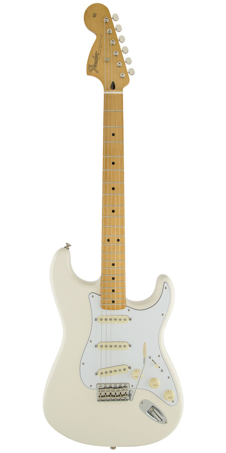FENDER / Artist Series Jimi Hendrix Stratocaster Olympic White フェンダーメキシコ【新宿店】