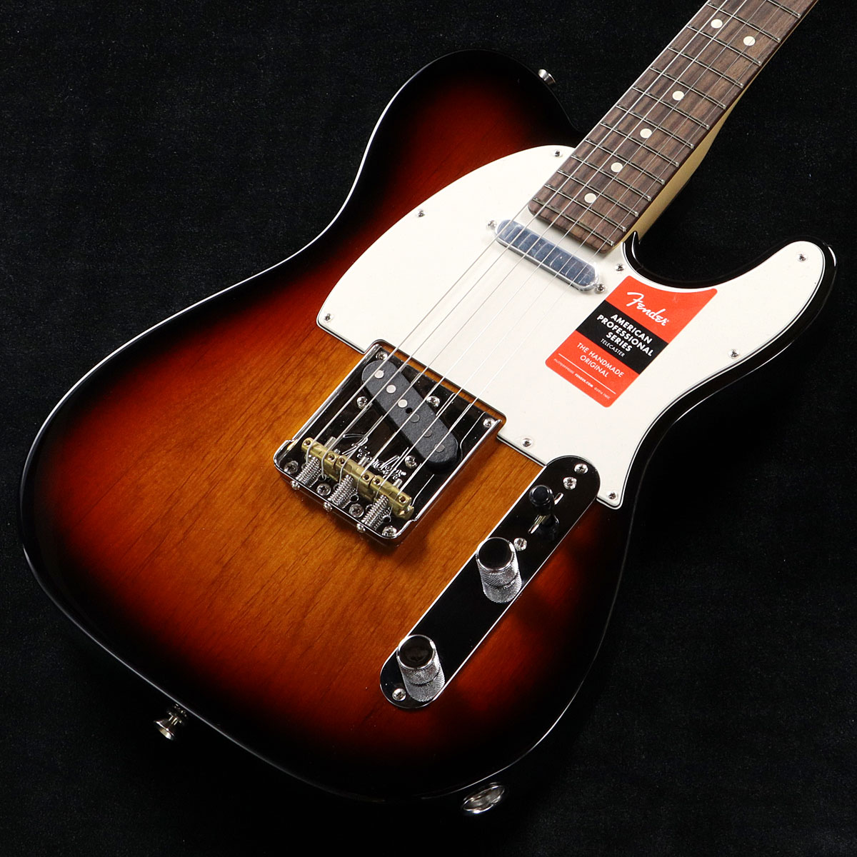 Fender USA / American Pro Telecaster 3 Color Sunburst Rosewood フェンダー【渋谷店】