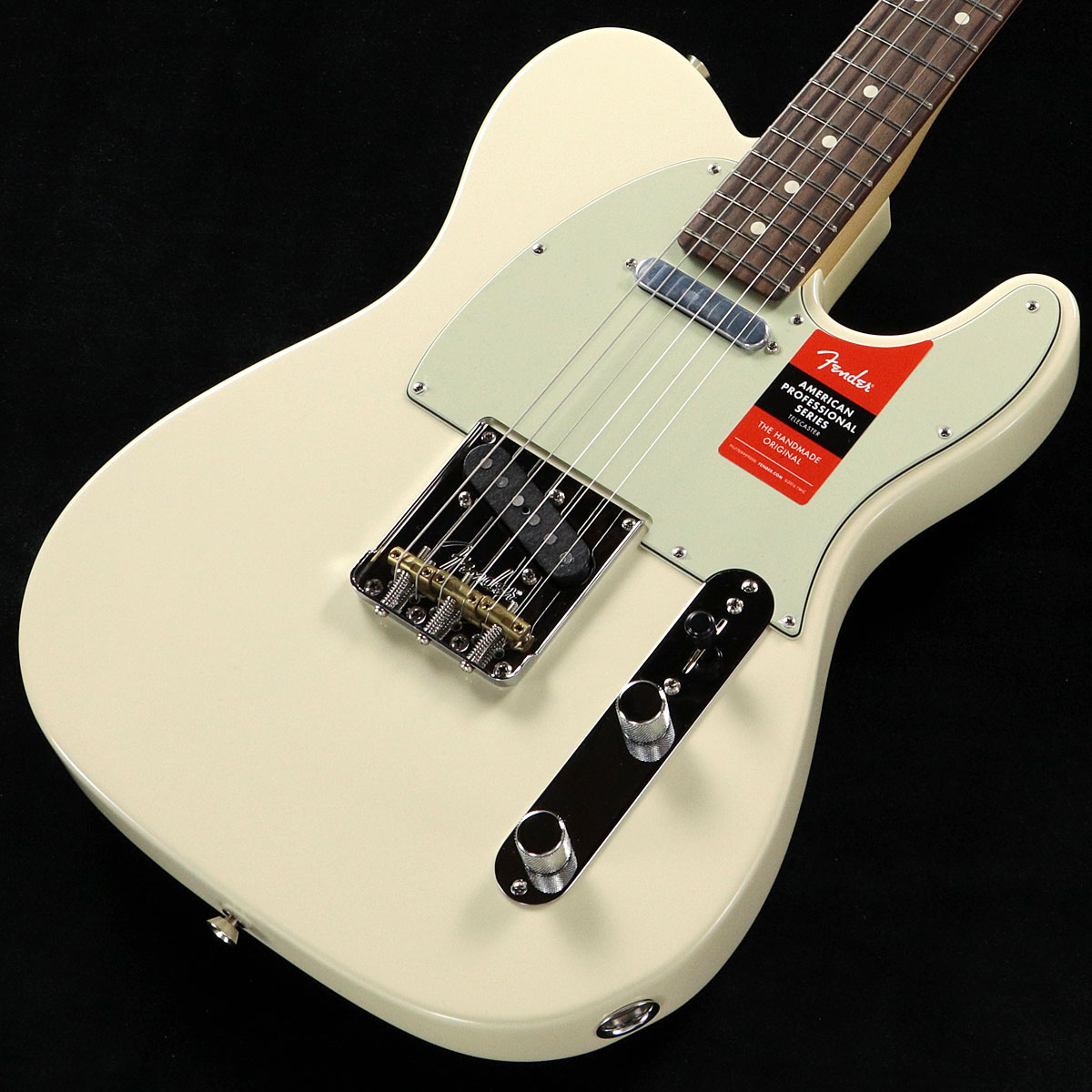 Fender USA / American Pro Telecaster Olympic White Rosewood【渋谷店】