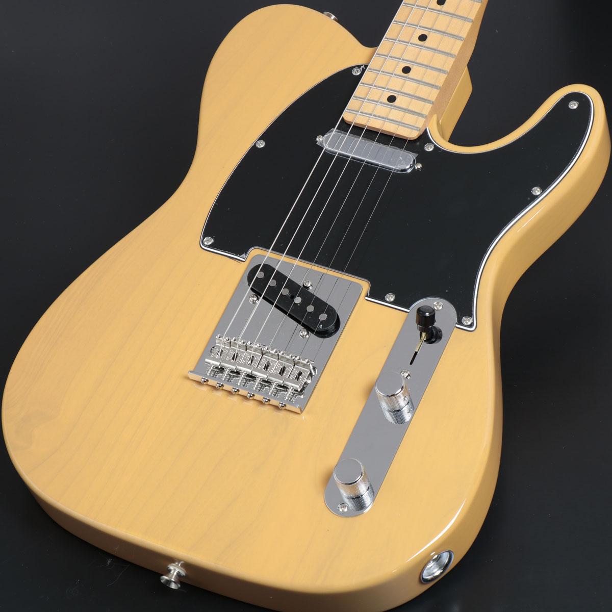 Fender / Player Series Telecaster Butterscotch Blonde Maple Fingerborad フェンダー【安心2年保証】【御茶ノ水本店】