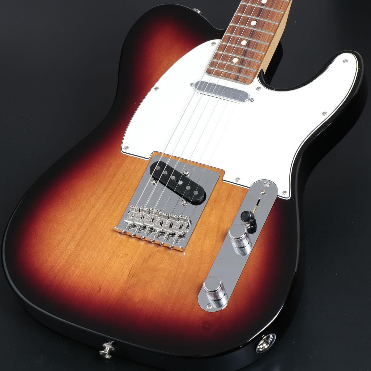 Fender / Player Series Telecaster 3 Color Sunburst Pau Ferro Fingerborad フェンダー【安心2年保証】【御茶ノ水本店】