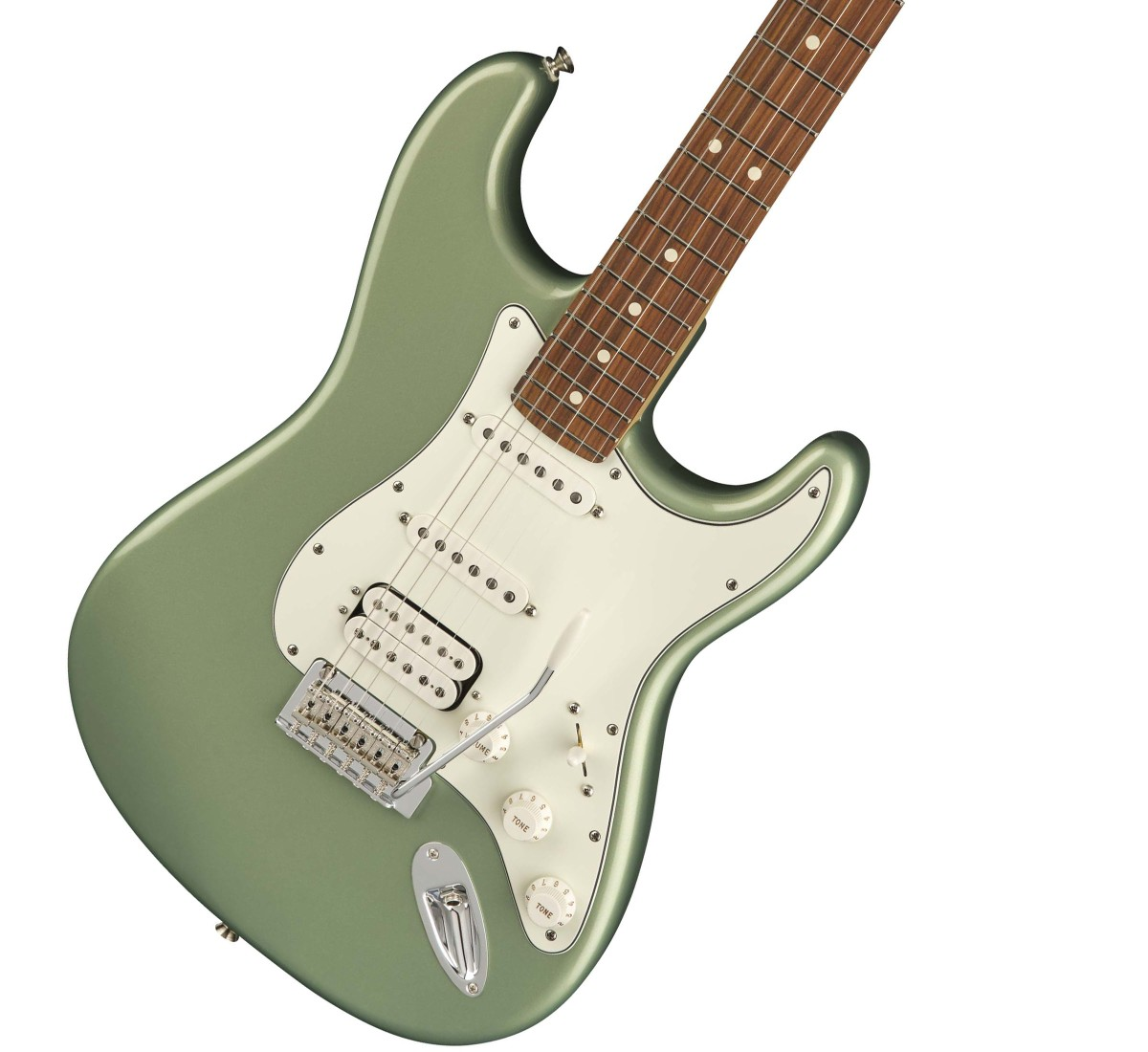 Fender / Player Series Stratocaster HSS Sage Green Metallic Pau Ferro Fingerborad フェンダー【安心2年保証】【新宿店】