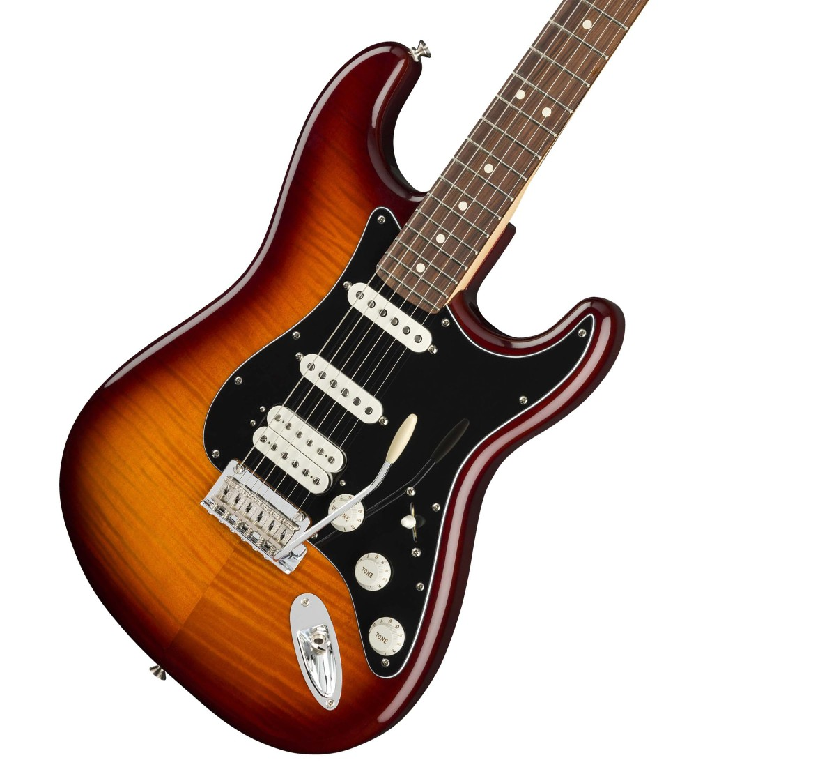 Fender / Player Series Stratocaster HSS Plus Top Tobacco Burst Pau Ferro Fingerborad フェンダー【安心2年保証】【新宿店】