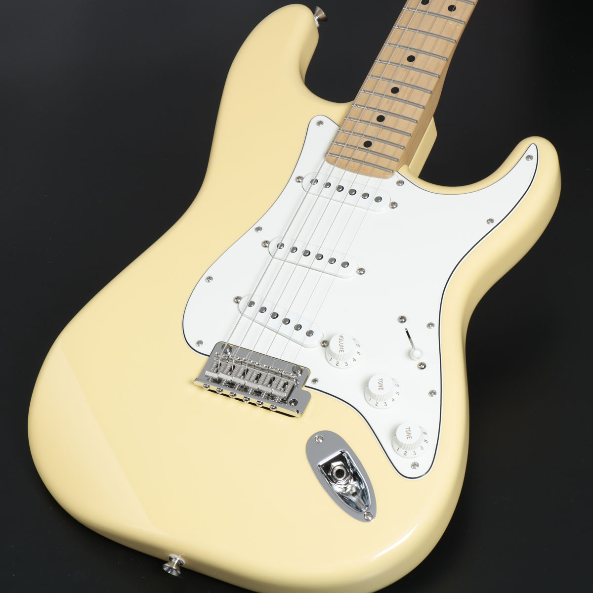 Fender / Player Series Stratocaster Buttercream Maple Fingerborad フェンダー【安心2年保証】【御茶ノ水本店】
