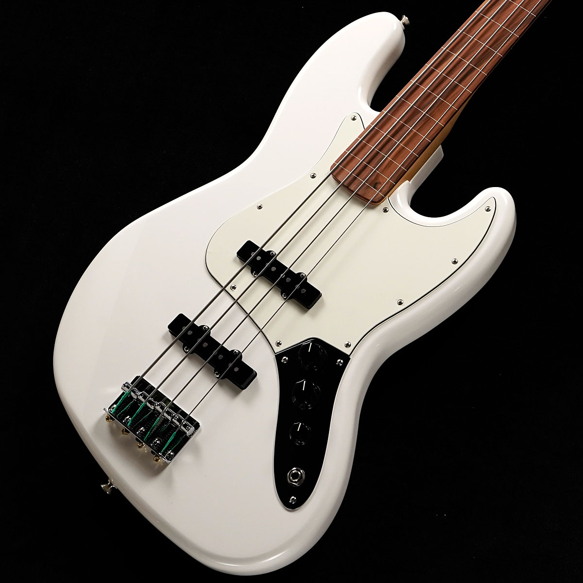 Fender / Player Series Jazz Bass Fretless Polar White/Pau Ferro Fingerboard【渋谷店】