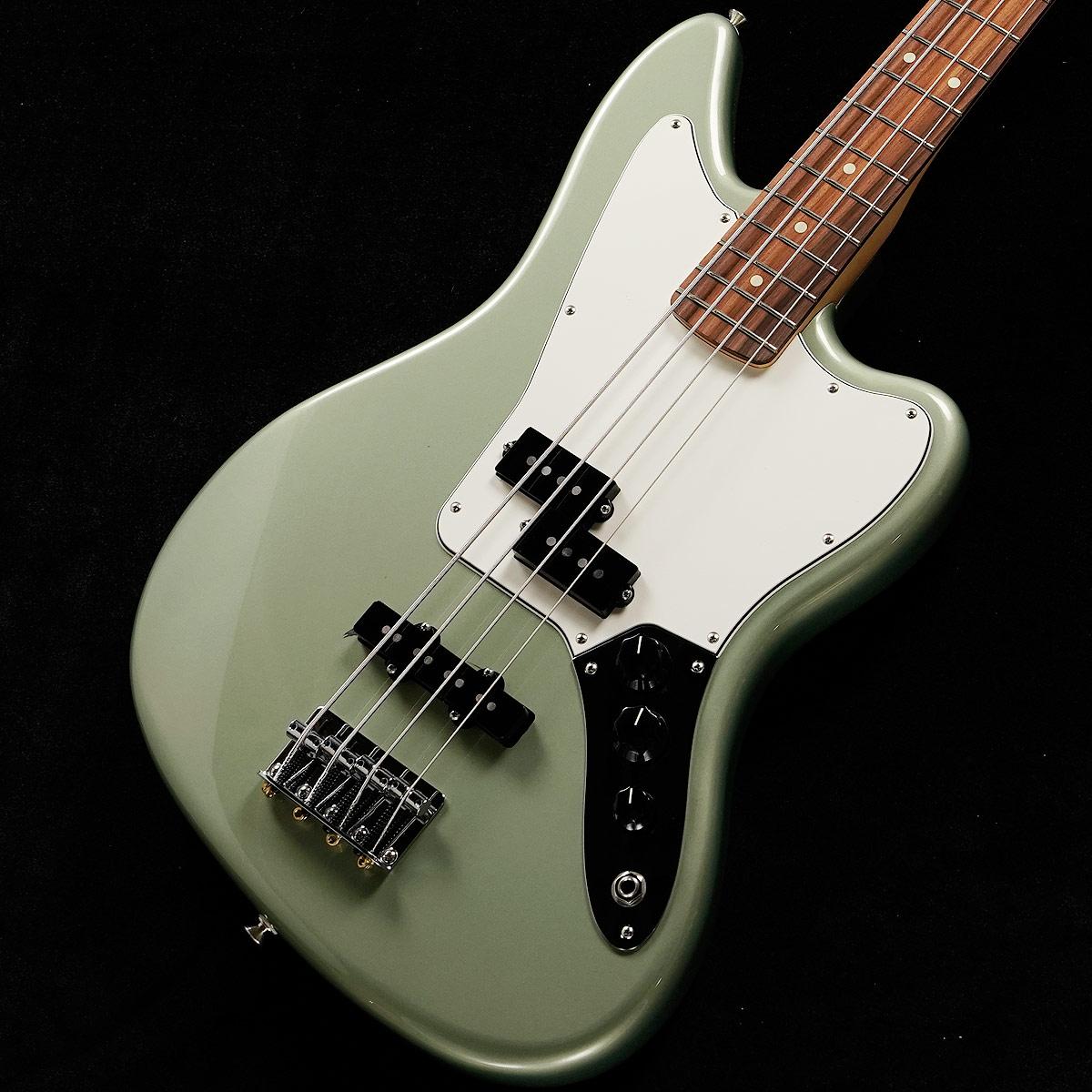 Fender / Player Series Jaguar Bass Sage Green Metallic/Pau Ferro Fingerboard【渋谷店】