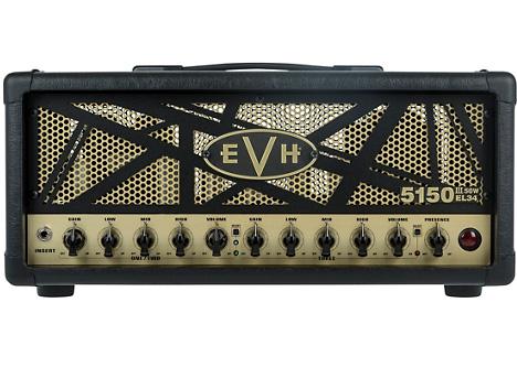EVH / 5150 III 50W Head EL34 イーブイエイチ【御茶ノ水本店】