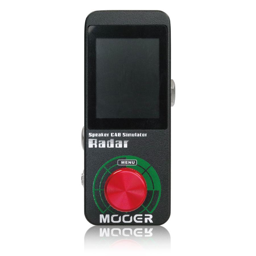 Mooer / Radar [キャビネット・シミュレーター]【渋谷店】
