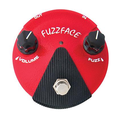 Jim Dunlop / FFM2 Germanium Fuzz Face Mini [ファズ]【渋谷店】