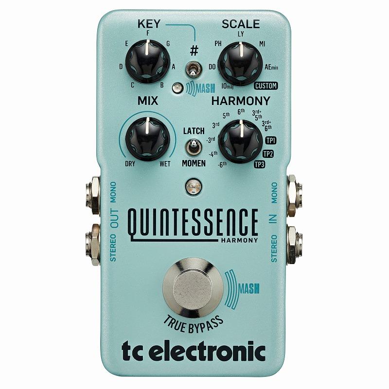 tc electronic / Quintessence Harmonizer [ハーモナイザー]【渋谷店】
