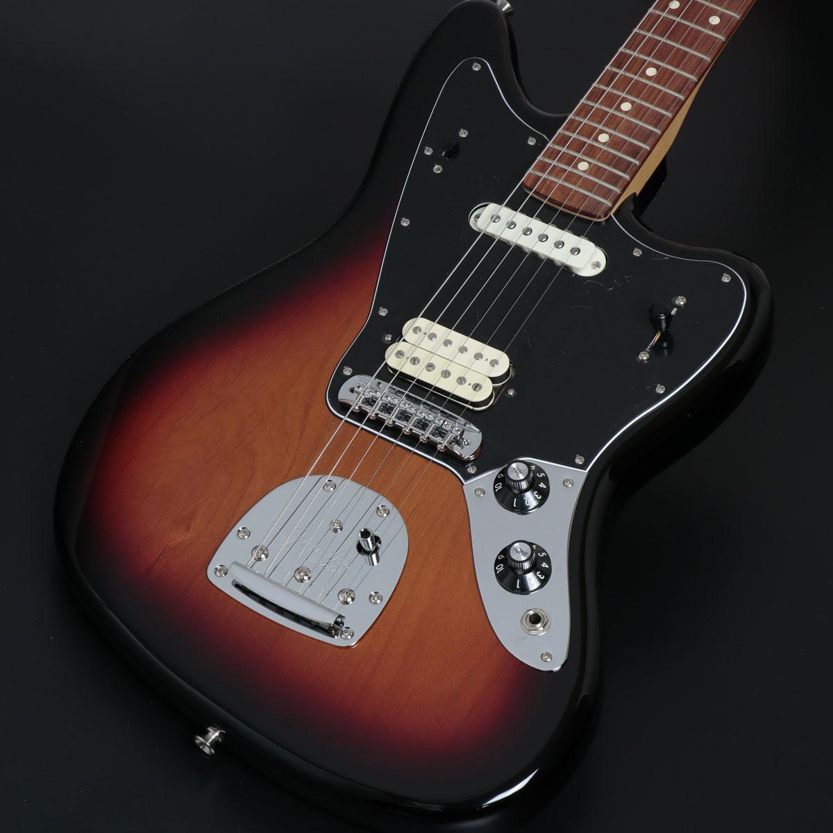 Fender / Player Series Jaguar 3 Color Sunburst Pau Ferro Fingerborad フェンダー【安心2年保証】【新宿店】