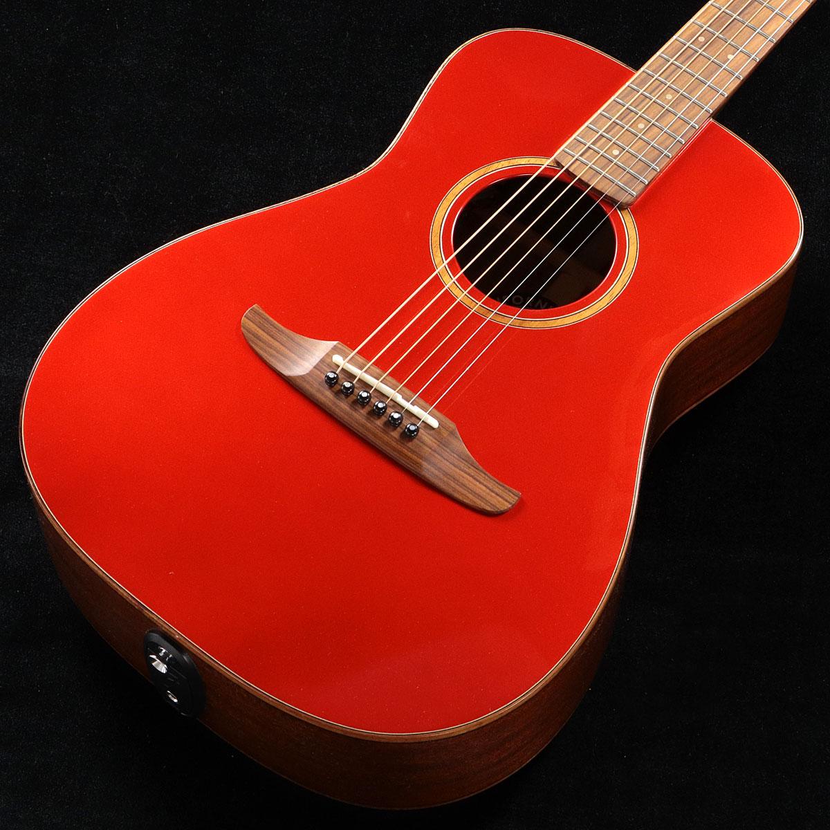 Fender / Malibu Classic Hot Rod Red Metallic (HRM) 【CALIFORNIA SERIES】フェンダー アコースティックギター【渋谷店】