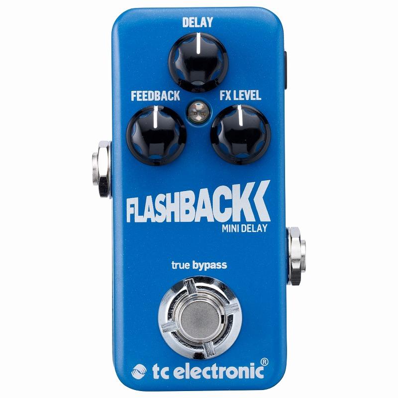 tc electronic / Flashback Mini Delay [ディレイ]【渋谷店】