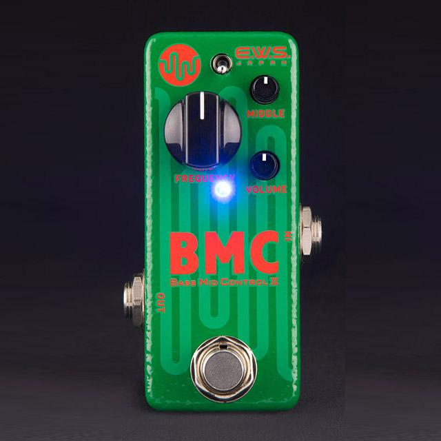 E.W.S. / BMC2 Bass Mid Control 2 [ミッドレンジ・コントローラー]【渋谷店】