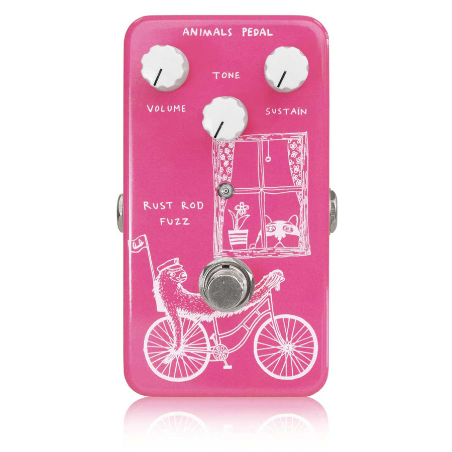 Animals Pedal / RUST ROD FUZZ [ファズ]【渋谷店】
