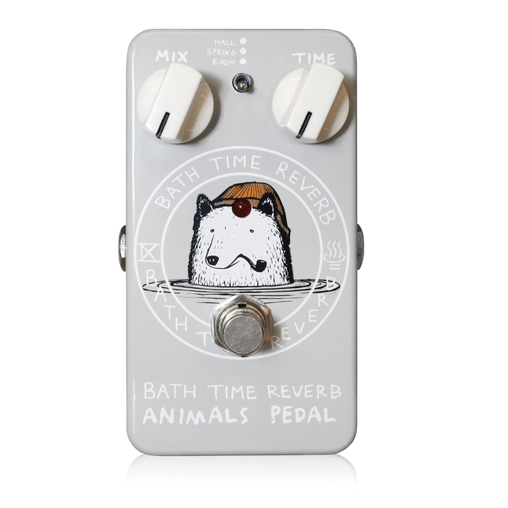 ANIMALS PEDAL / Bath Time Reverb [リバーブ]【渋谷店】