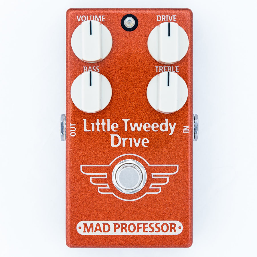 MAD PROFESSOR / Little Tweedy Drive [オーバードライブ]【渋谷店】
