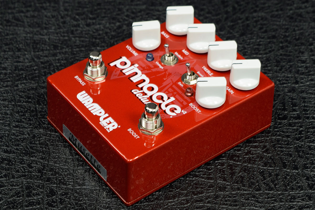 WAMPLER PEDALS / Pinnacle Deluxe V2 ワンプラーペダル [ディスト―ション]【御茶ノ水本店】