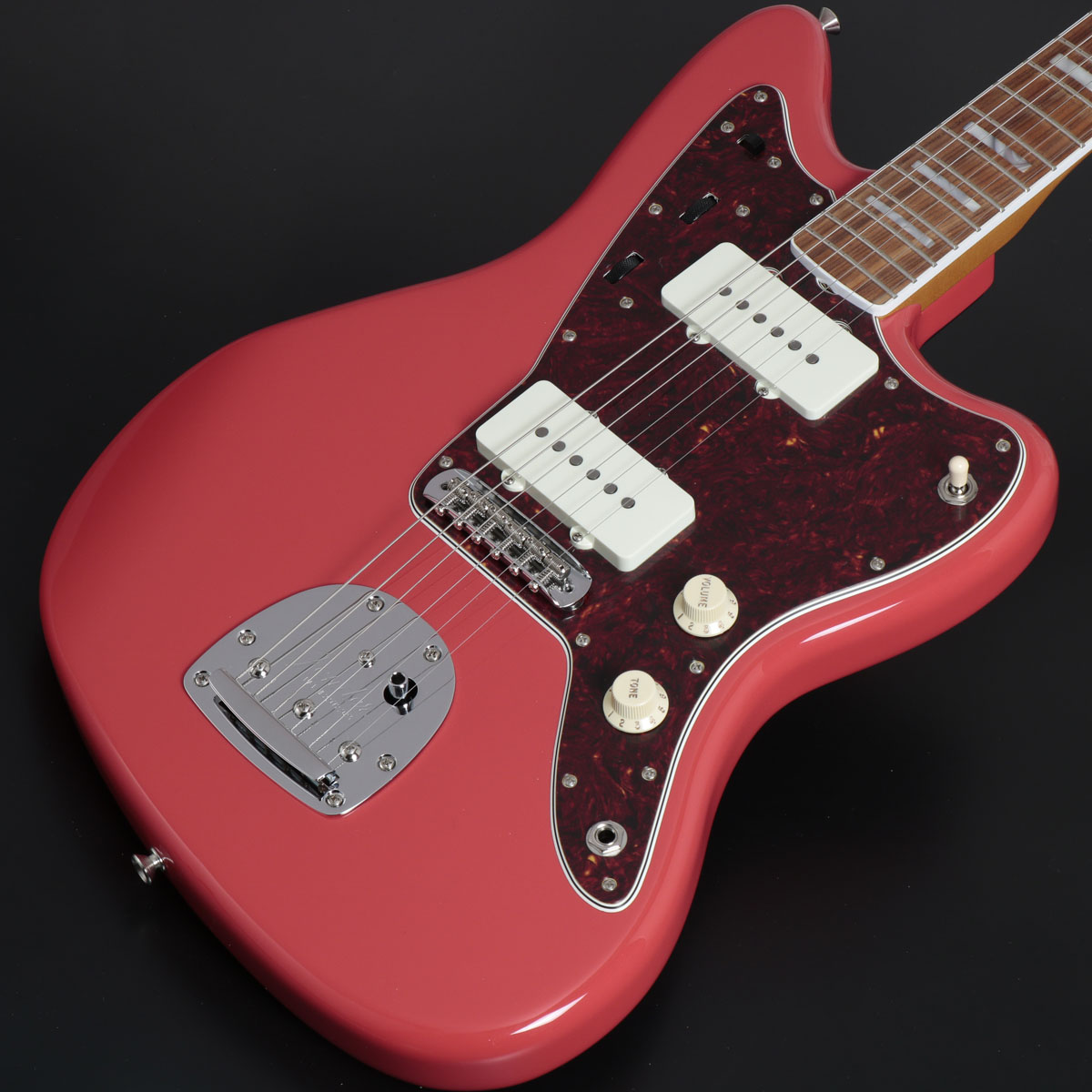 Fender / Limited Edition 60th Anniversary Classic Jazzmaster Fiesta Red / Matching Head【御茶ノ水本店】