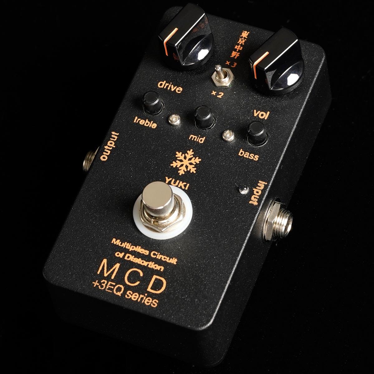 YUKI / MCD Multiplies Circuit of Distortion [ディストーション]【渋谷店】