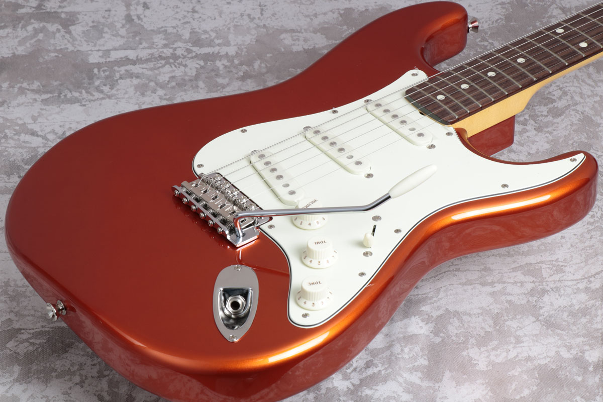 Fender / 2017 Made in Japan Traditional 60s Stratocaster Candy Tangerine/Rosewood Fingerboard 【御茶ノ水本店】【御茶ノ水本店】