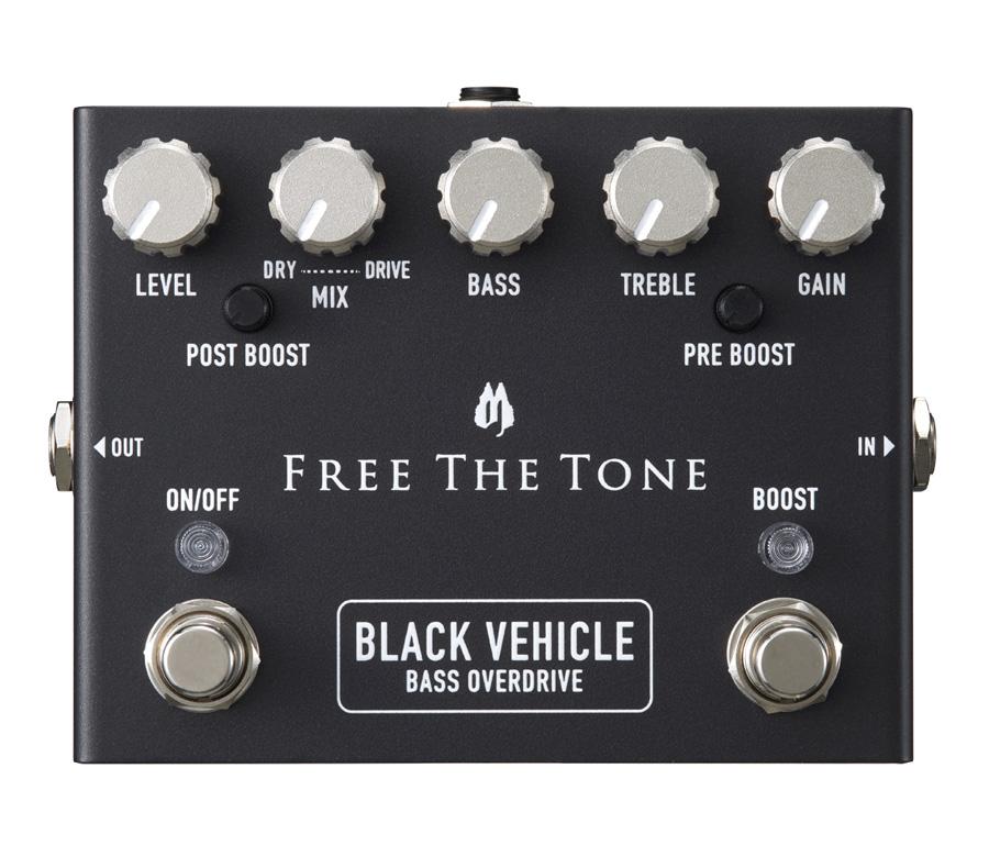 Free The Tone / BV-1V BLACK VEHICLE ベース用オーバードライブ【新宿店】