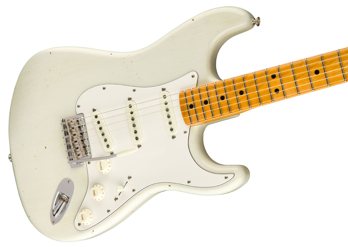 Fender Custom Shop / Jimi Hendrix Voodoo Child Signature Stratocaster Journeyman Relic Olympic White 【予約受付中】【新宿店】【新宿店】