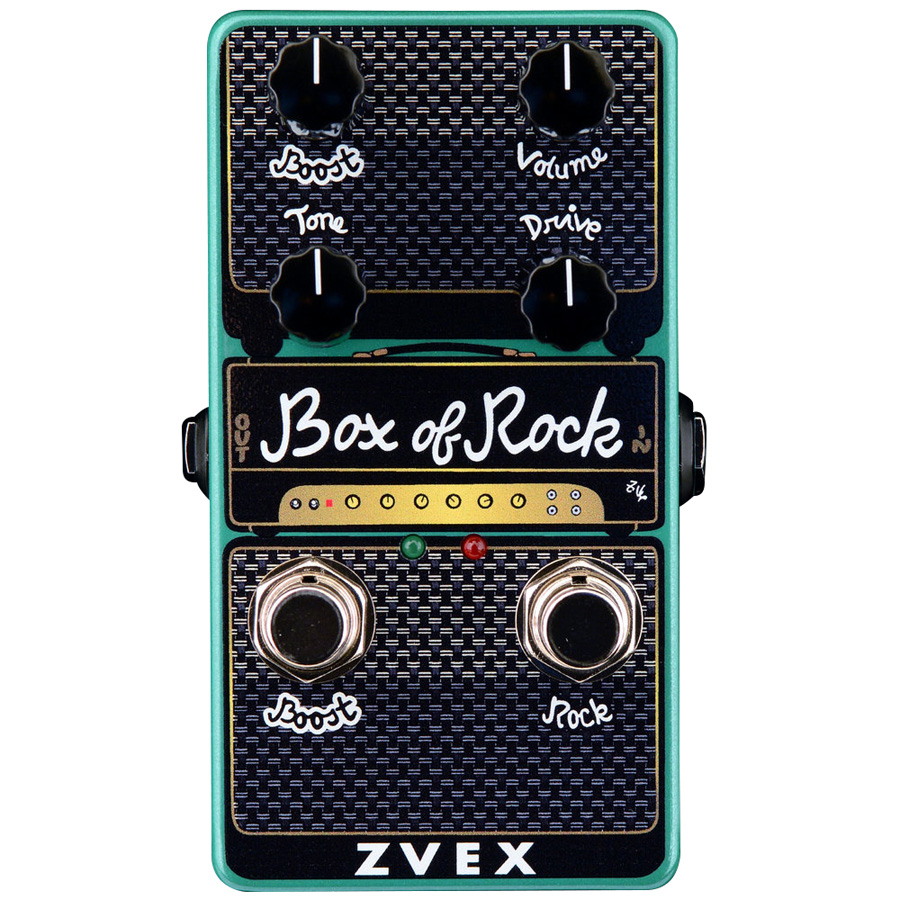 Z.VEX EFFECTS / Box Of Rock Vertical Series ディストーション【新宿店】