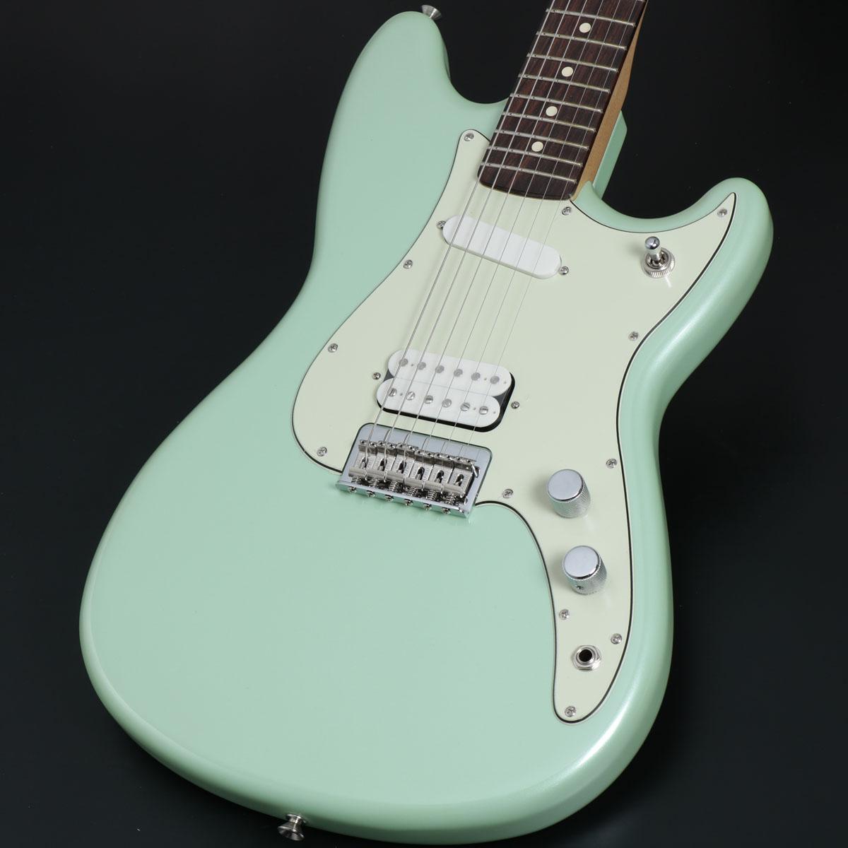 Fender / Offset Series Duo-Sonic HS Surf Pearl Pau Ferro Fingerboard【御茶ノ水本店】