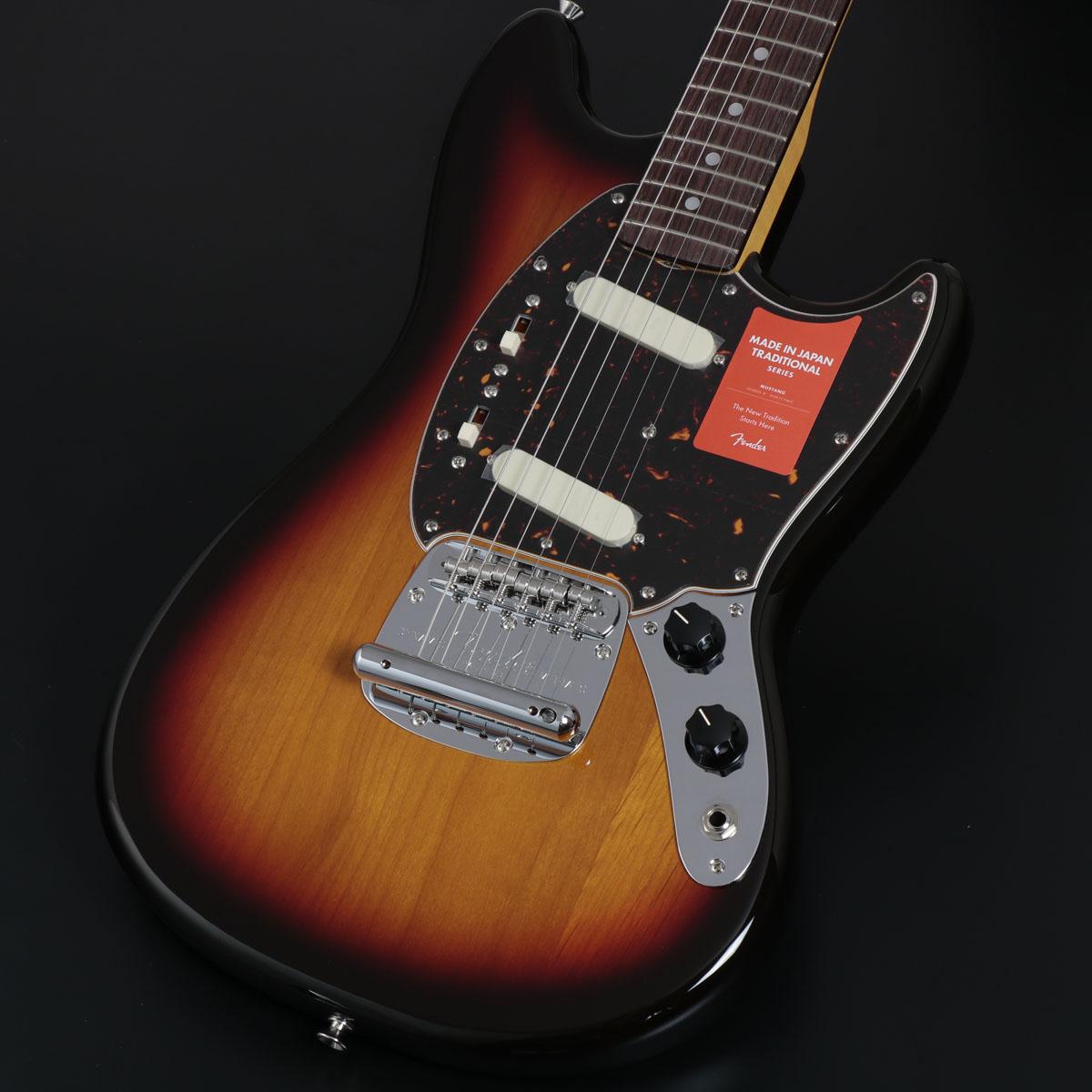 Fender / Made in Japan Traditional 60s Mustang 3 Color Sunburst【御茶ノ水本店】