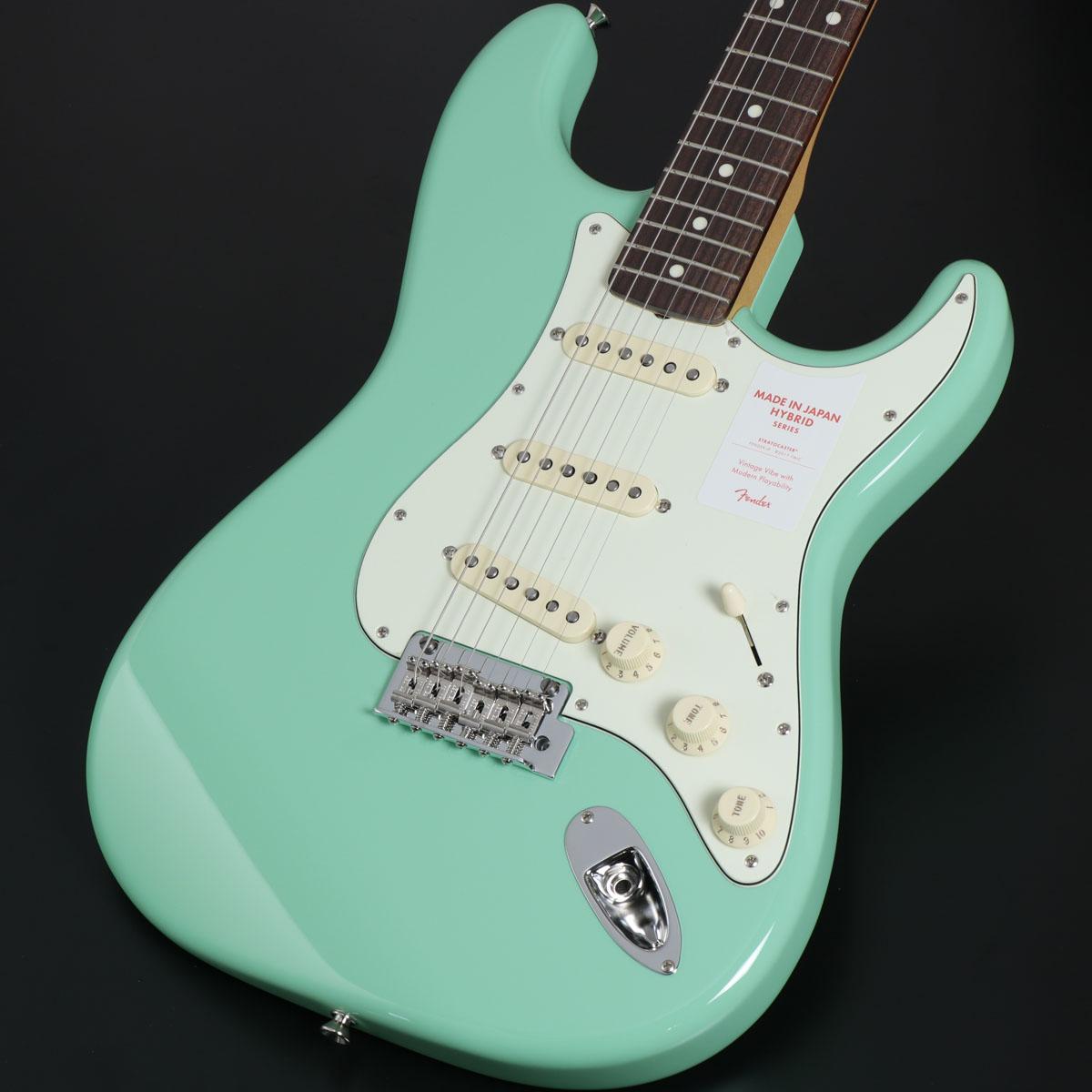 Fender / Made in Japan Hybrid 60s Stratocaster Surf Green【御茶ノ水本店】