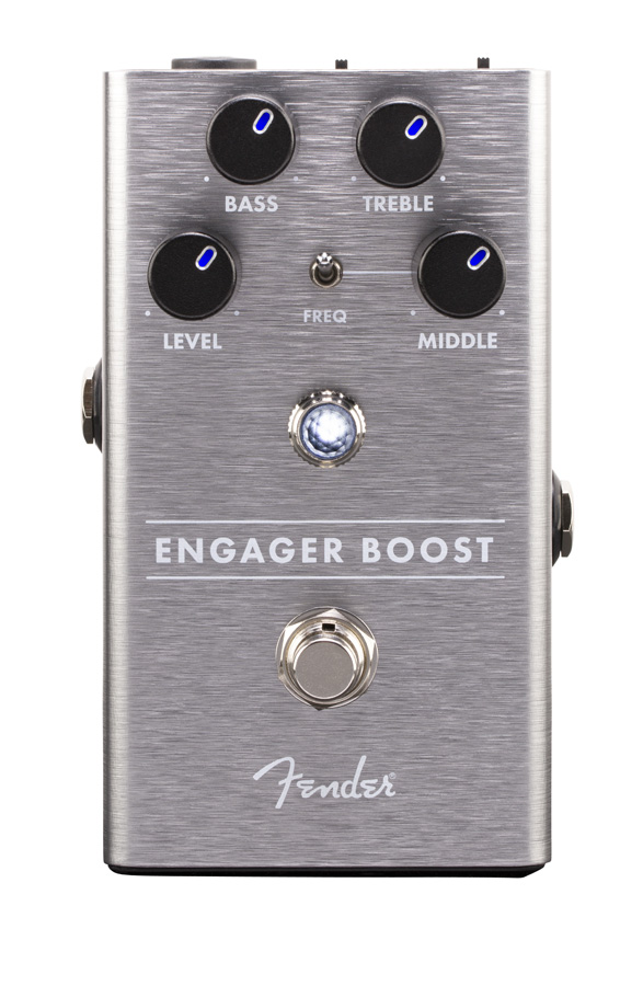 Fender / Engager Boost Pedal フェンダー ブースター【新宿店】