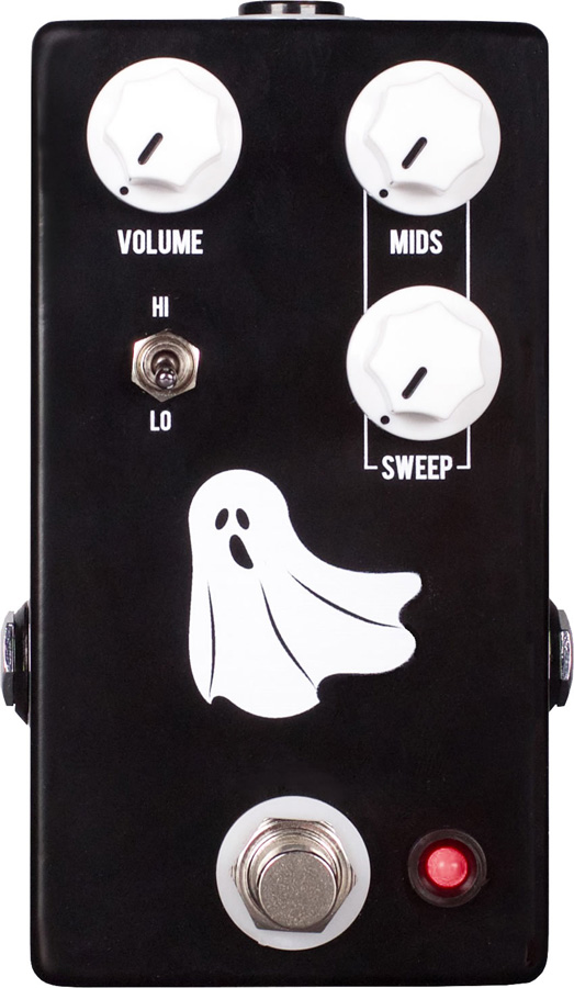 JHS PEDALS / Haunting Mids ジェイエイチエスペダル Sweepable-Mids EQプリアンプ【新宿店】