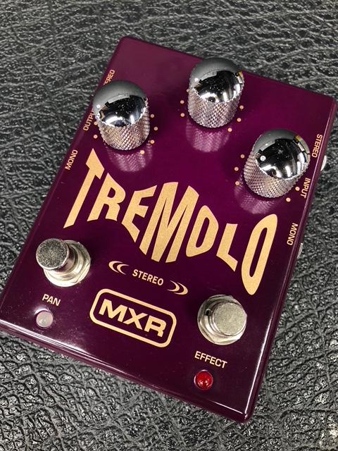 MXR / M159 Stereo Tremolo エムエックスアール ステレオ トレモロ 【店頭展示品特価】【新宿店】
