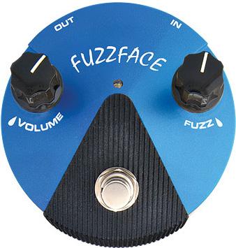 Jim Dunlop / FFM1 Silicon Fuzz Face Mini [ファズ] 【箱崩れ特価!】【新宿店】