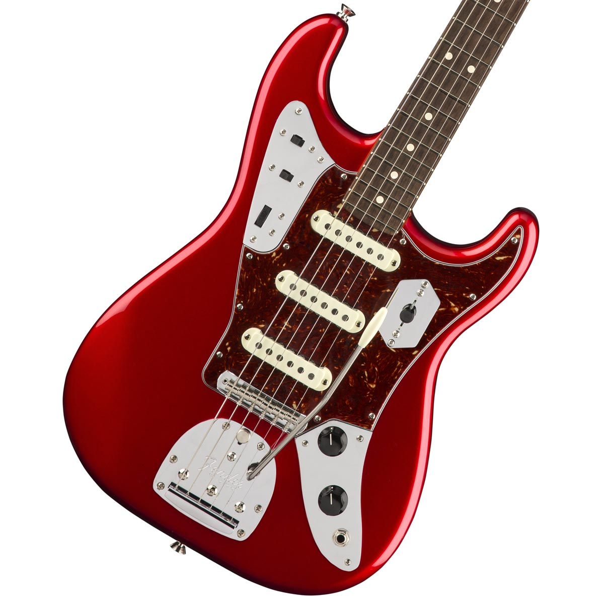 Fender USA / Parallel Universe Limited Edition Jaguar Strat Candy Apple Red フェンダー 《予約注文/近日入荷予定》【御茶ノ水本店】