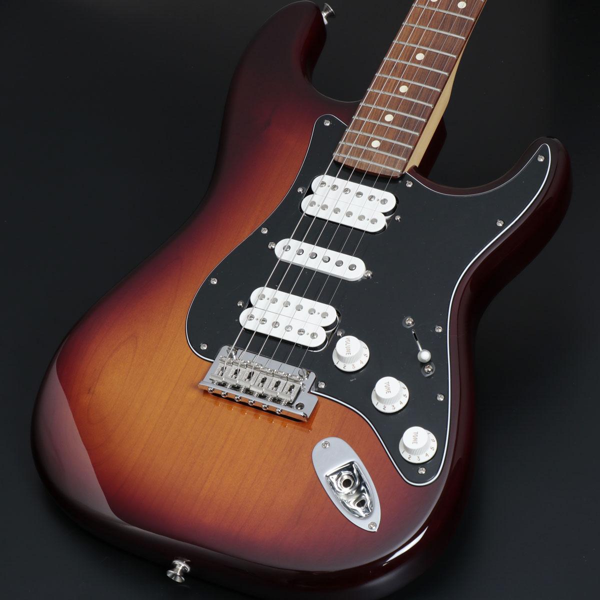 Fender / Player Series Stratocaster HSH Tobacco Burst Pau Ferro Fingerborad フェンダー【安心2年保証】【新宿店】