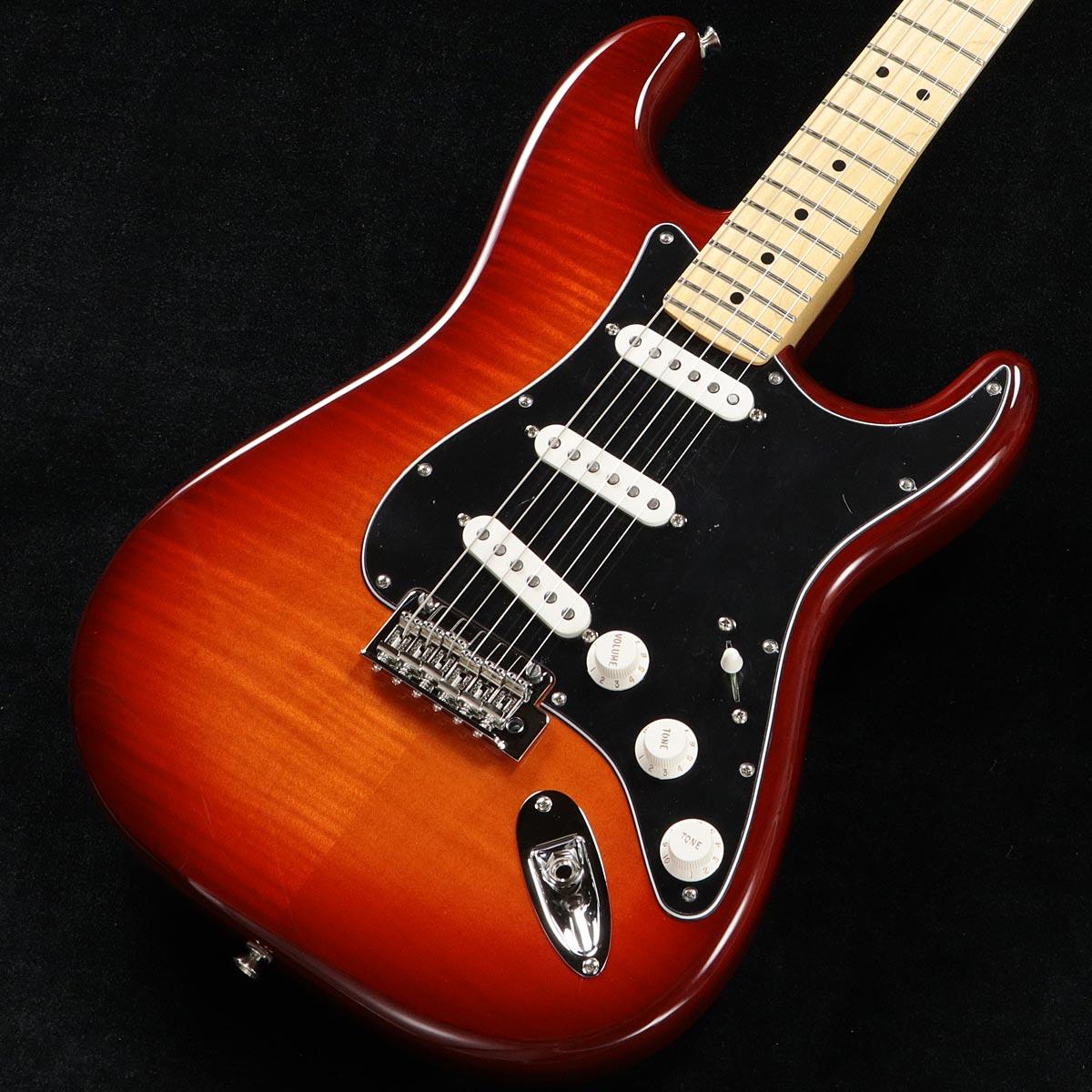 Fender / Player Series Stratocaster Plus Top Aged Cherry Burst Maple【渋谷店】