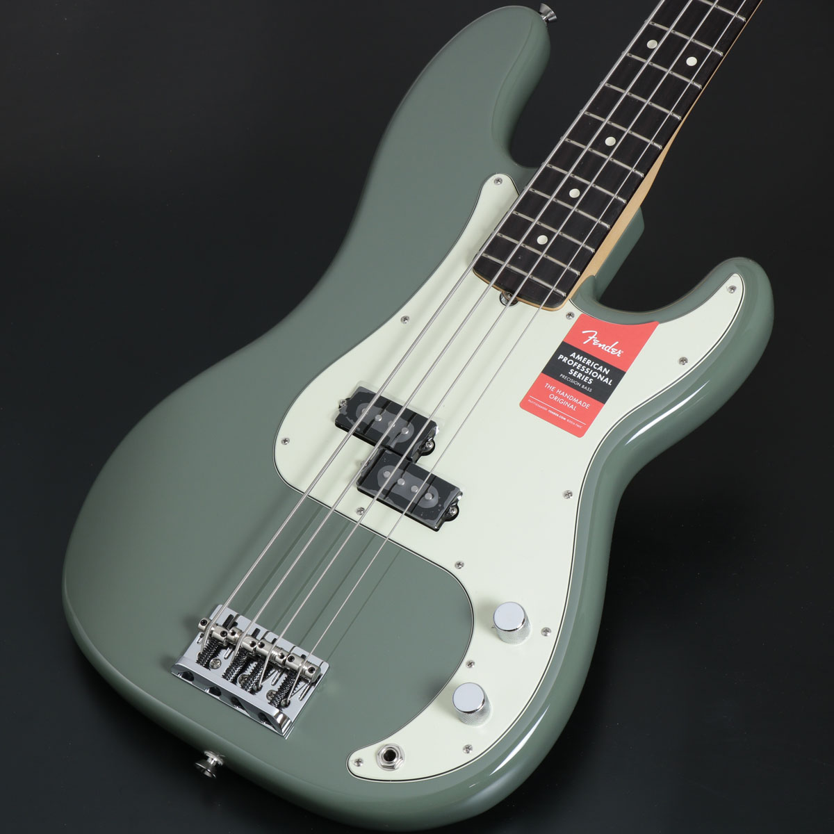 Fender USA / American Pro Precision Bass Antique Olive Rosewood【御茶ノ水本店】