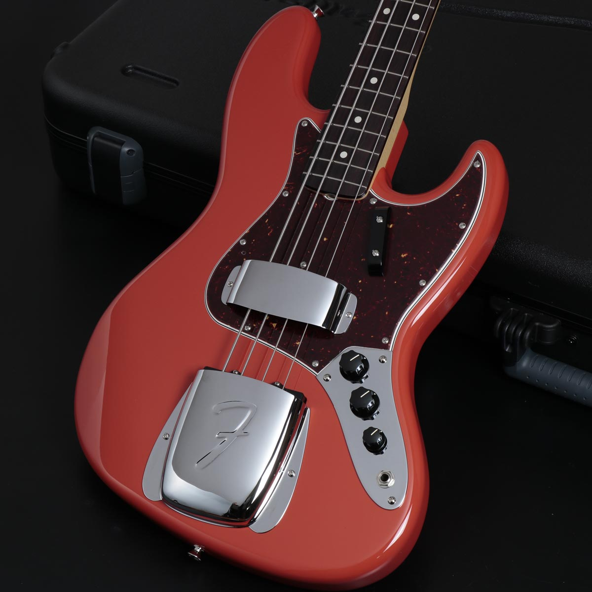 Fender / Made in Japan 2018 Limited Collection 60s Jazz Bass Lacquer Fiesta Red フェンダー【御茶ノ水本店】