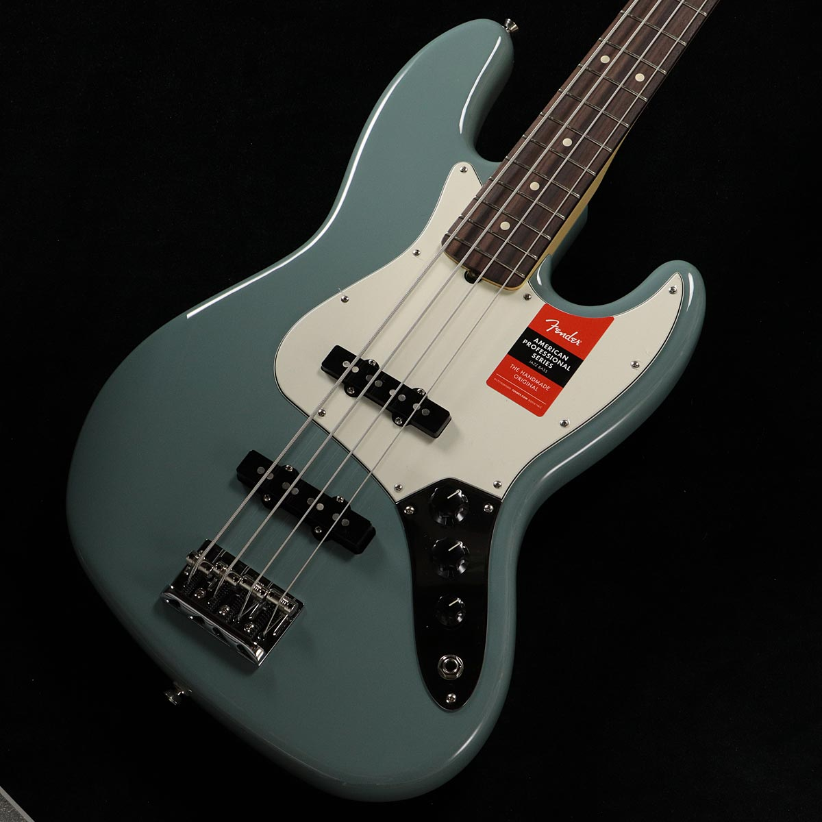 Fender USA / American Pro Jazz Bass Sonic Grey Rosewood フェンダー【渋谷店】