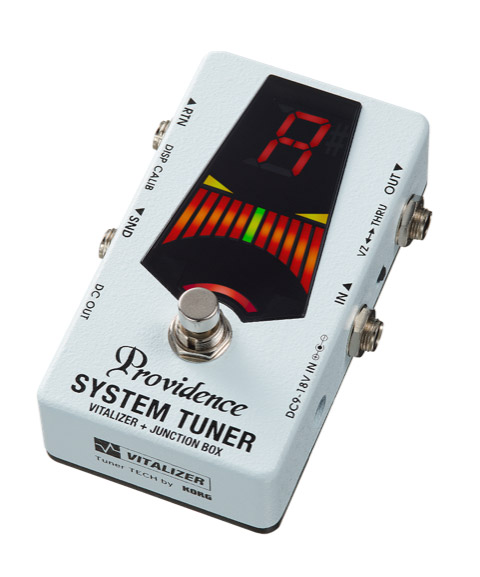 Providence / STV-1JB White TOTAL ROUTING SYSTEM with TUNER プロヴィデンス 【新宿店】