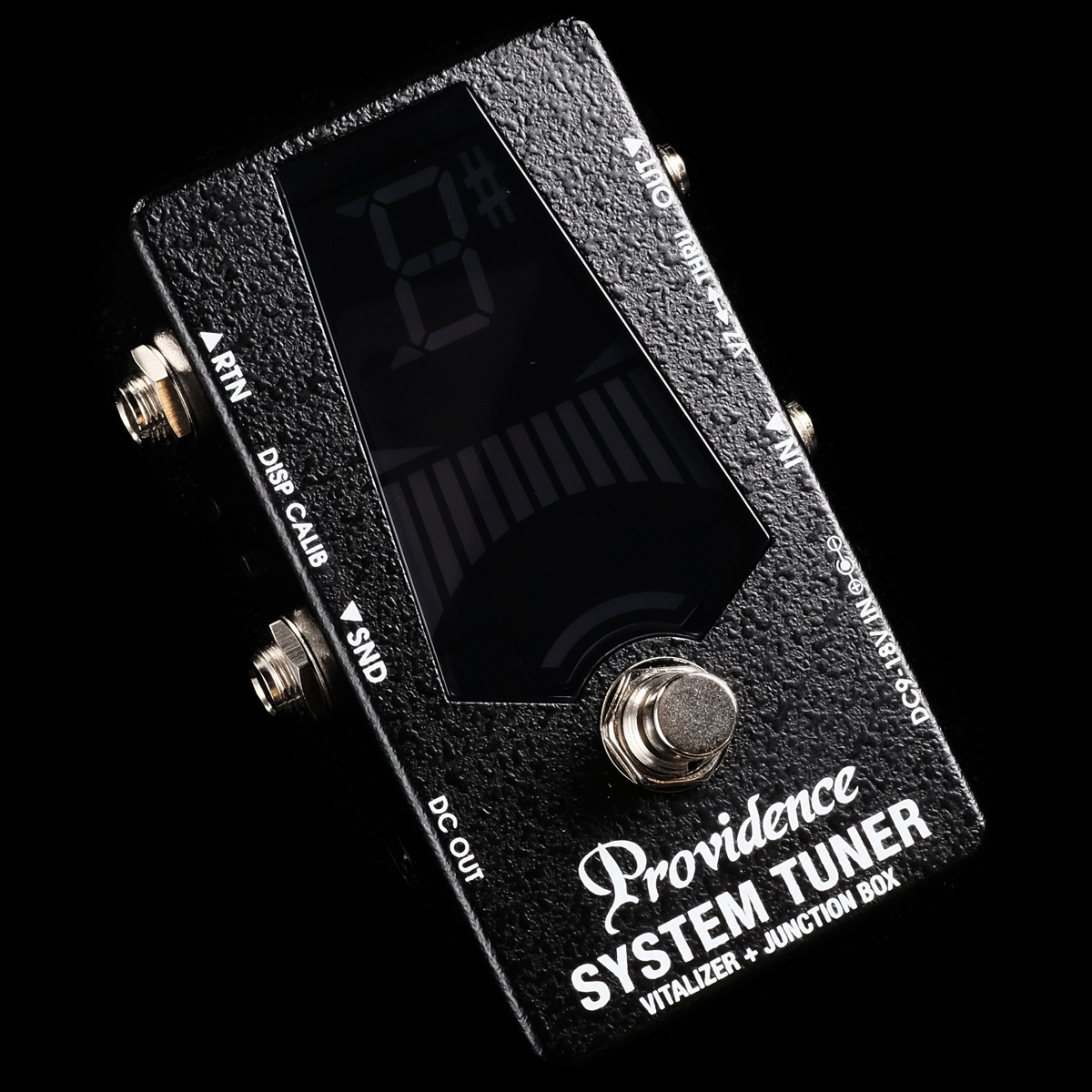 Providence / STV-1JB BLK TOTAL ROUTING SYSTEM with TUNER プロヴィデンス【渋谷店】