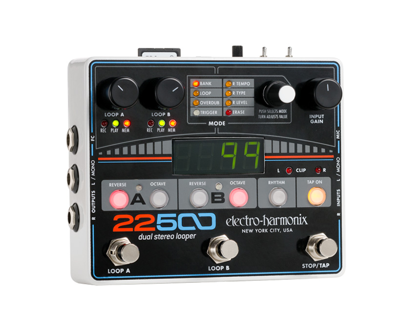 Electro Harmonix / 22500 Dual Stereo Looper エレクトロハーモニクス【新宿店】