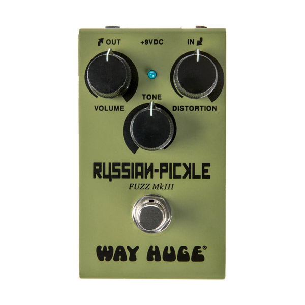 WAY HUGE / WM42 Smalls RUSSIAN-PICKLE FUZZ ファズ【新宿店】