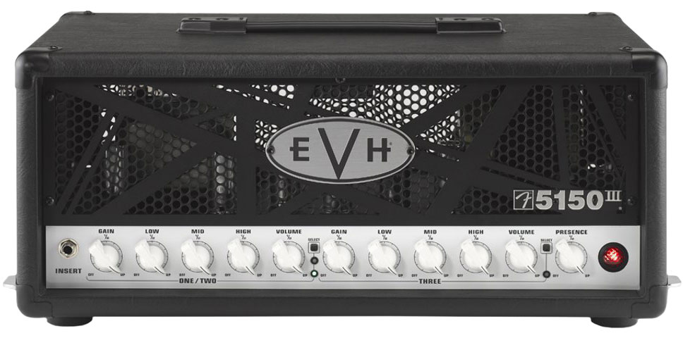 EVH / 5150 III 50W Head BLACK イーブイエイチ ギターアンプ ヘッド【渋谷店】